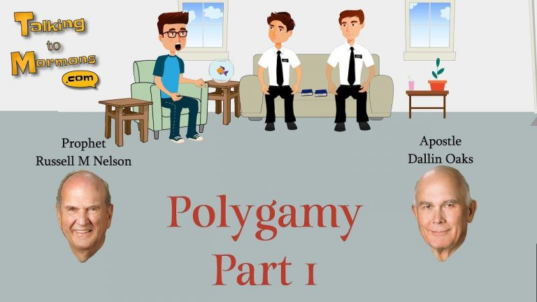 Polygamy in the Church Part 1