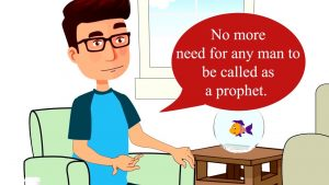 Is there a need for a prophet?