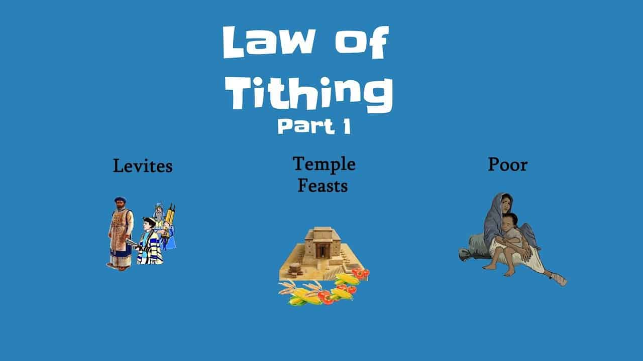 The Law of Tithing Part 1