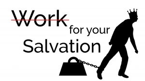 Work for your salvation