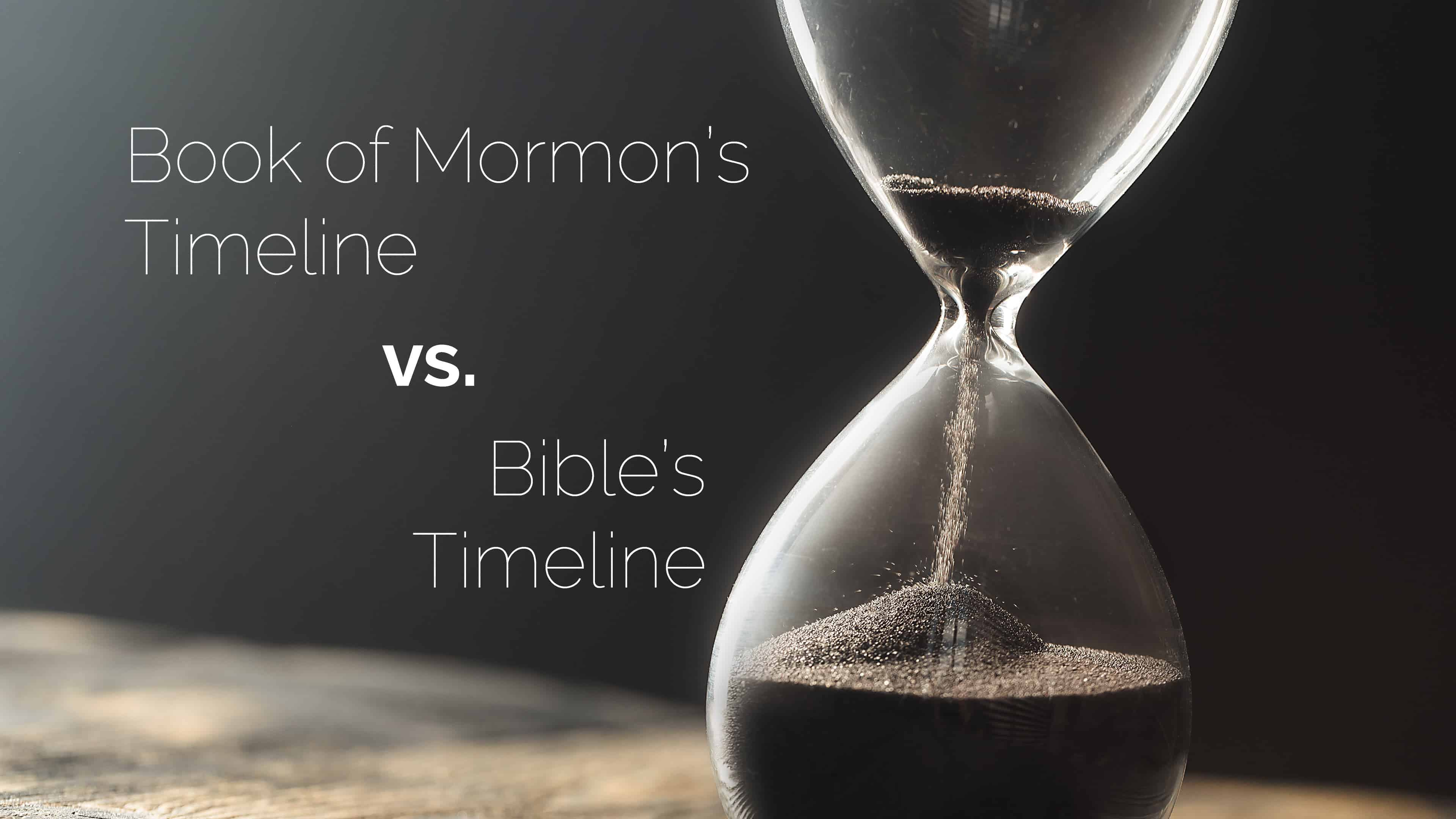 Testing the Book of Mormon – Part 2