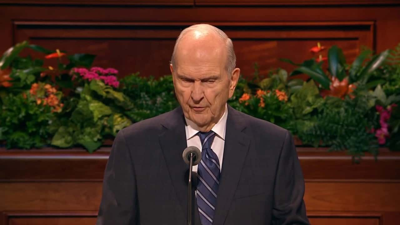 Mormons now Non-Mormons General Conference Review