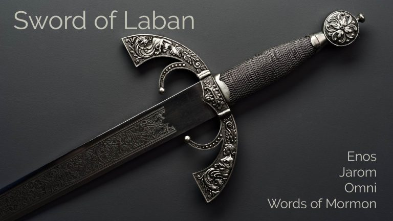 Sword of Laban