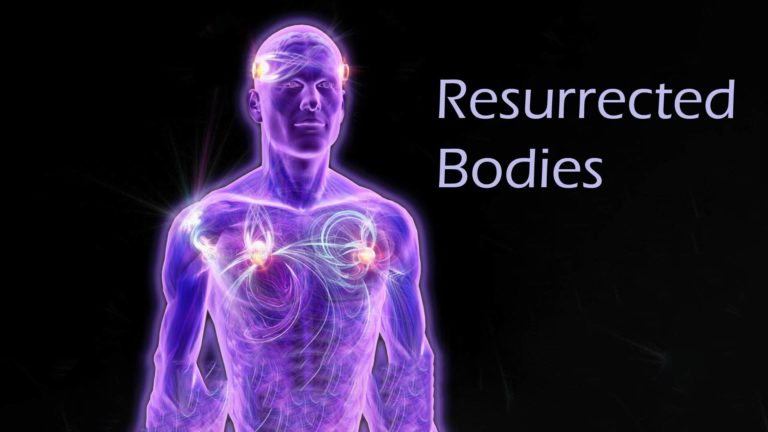 Resurrected Bodies