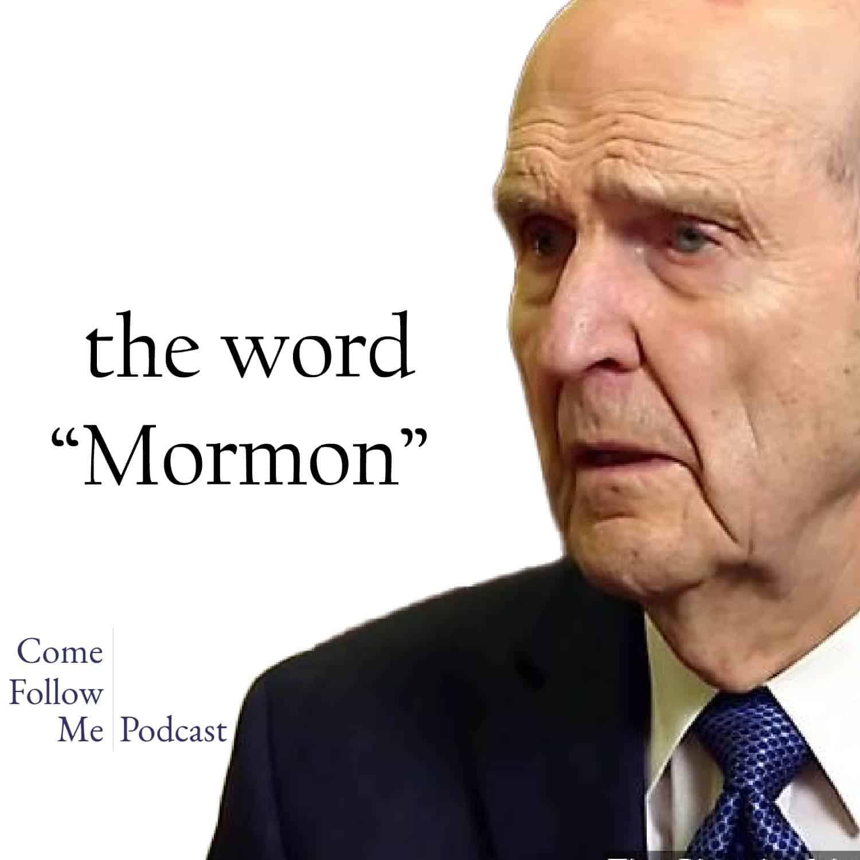 Talking to Mormons