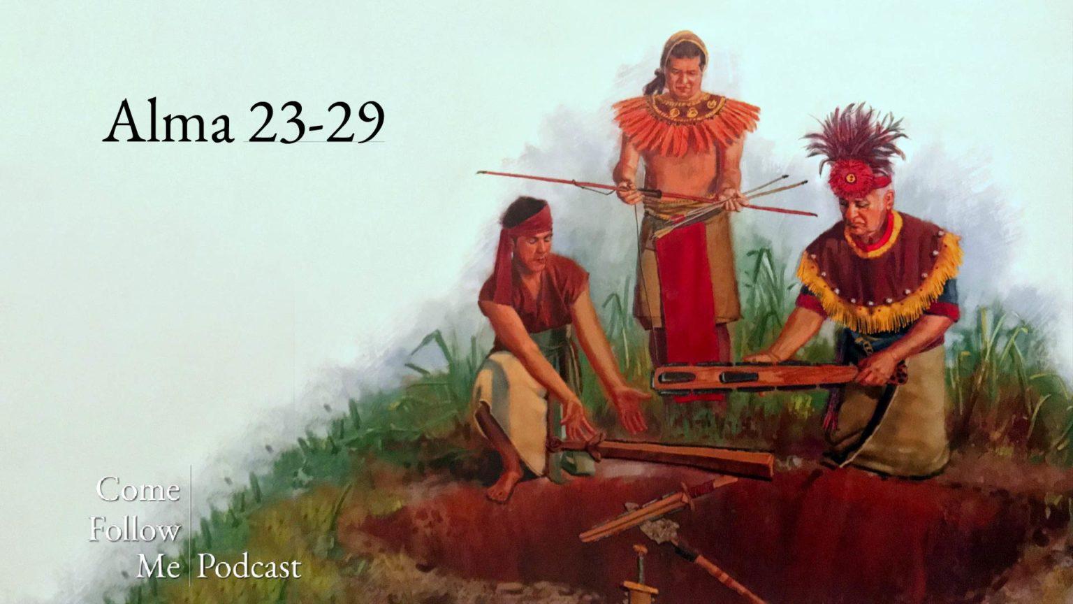 Alma 23-29