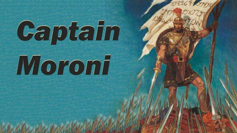 Captain Moroni