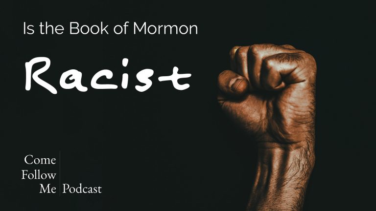 Is the Book of Mormon Racist