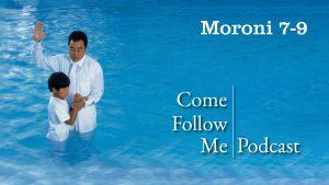 Baptizing Children LDS