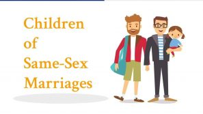 Children of Sam-Sex Marriages in the Church