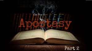 Apostasy in the Bible