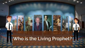 Who is the Living Prophet